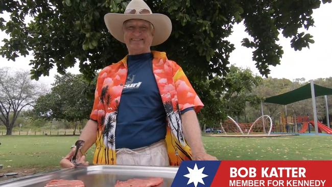 Katter's Australian Party has released an 'Unashamedly Australian' promo video ahead of Australia Day.