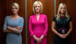 Charlize Theron as Megyn Kelly, Nicole as Gretchen Carlson and Margot Robbie as a Fox producer. Image: Studio Canal