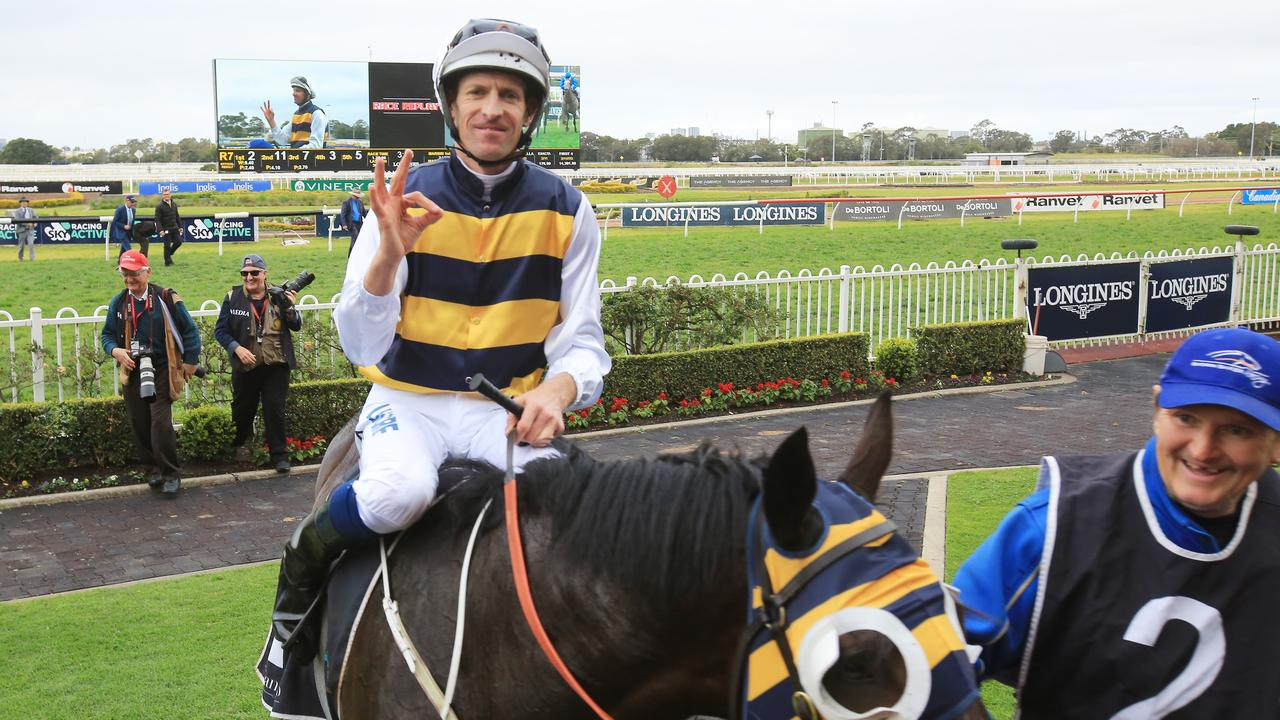 Hugh Bowman started the spring on fire, winning 7 the Ming Dynasty Quality Handicap during Sydney Racing at Rosehill Gardens on August 31, 2019