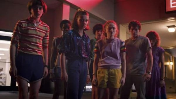 The Stranger Things 3 ending and mid-credits scene has left many fans scratching their heads.