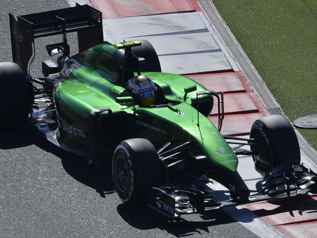 Caterham and Marussia will not be on the grid at the US Grand Prix.