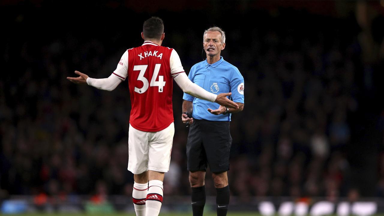 Premier League, EPL news, Arsenal strip Granit Xhaka of captaincy ...