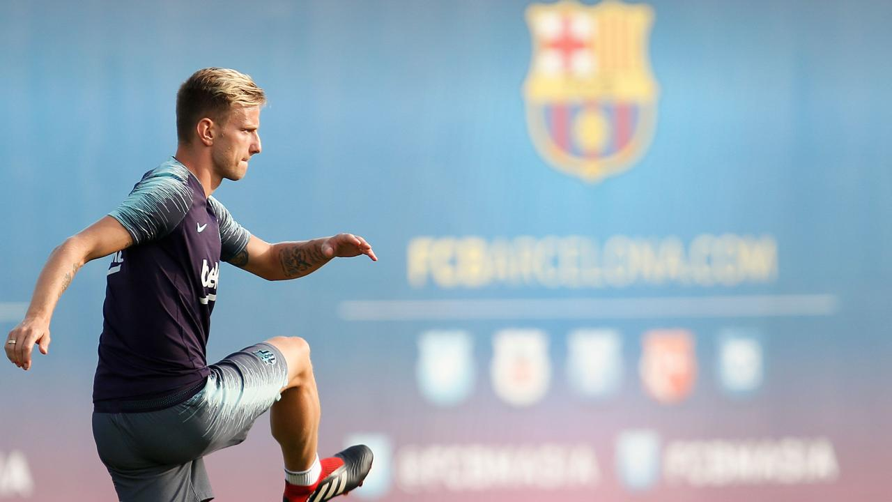 PSG were reportedly set to make a $145m opening offer for Ivan Rakitic.