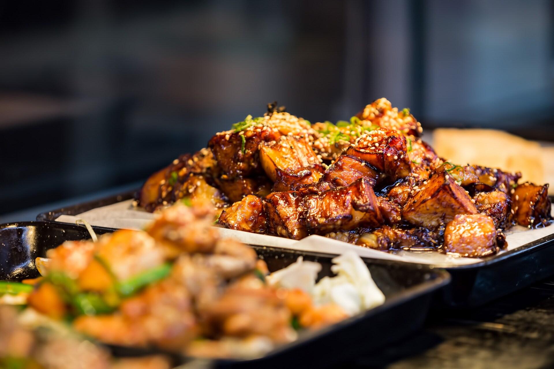 Recipe: a decadent Japanese-inspired roasted eggplant dish