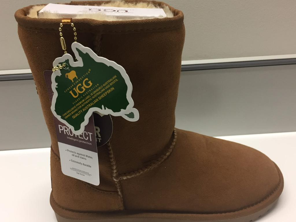 0d7c2394cbd Ozwear Ugg boots found to be made in China | Herald Sun