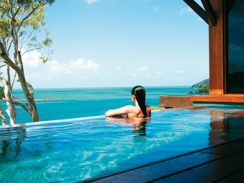 Qualia has been on most 'best of' resort lists around the world. Picture: Supplied