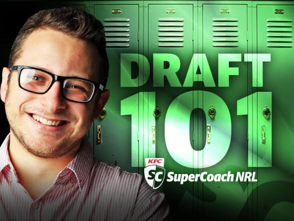 KFC SuperCoach Draft expert Wilson Smith brings you the essential tips to help you win at the draft.