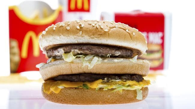 Macca's is famed for its beef-based Big Mac's, but it's time to introduce a veggie patty.