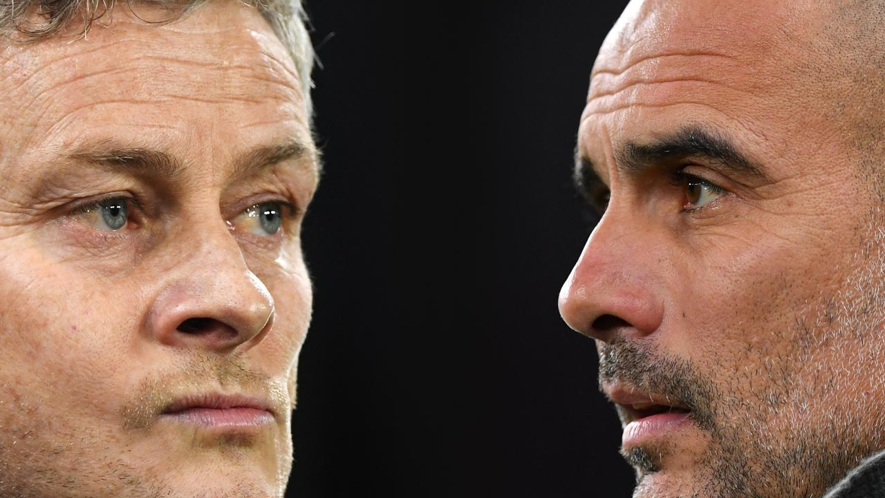 Premier League live: Manchester United vs Manchester City
