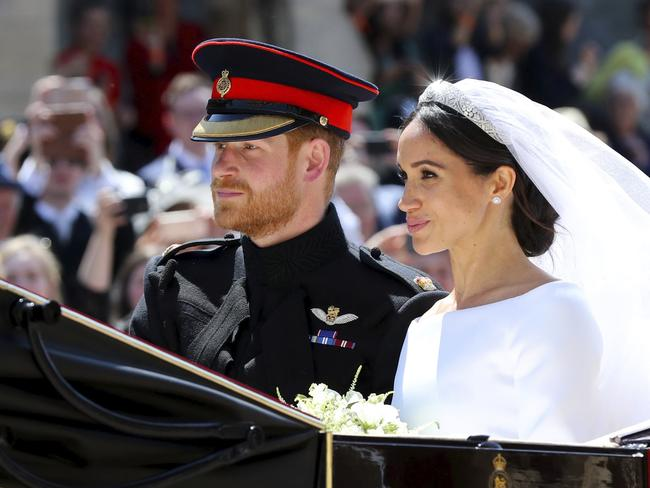The Duchess of Sussex's radiant and natural look attracted media attention on her special day. (Photo: Supplied)