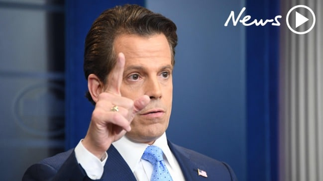 Who is Anthony Scaramucci?
