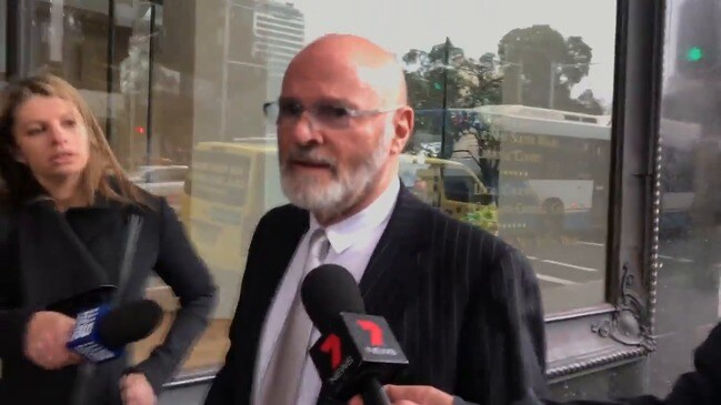RAW: David Carr leaves court after receiving suspended sentence