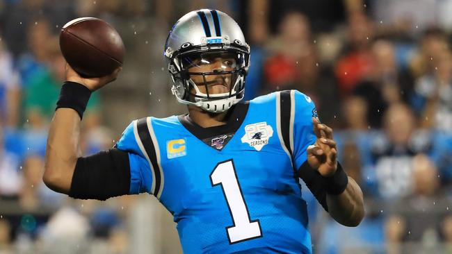 pretty nice c3f54 dcac4 NFL 2019: Carolina Panthers lose, Cam Newton struggles and ...