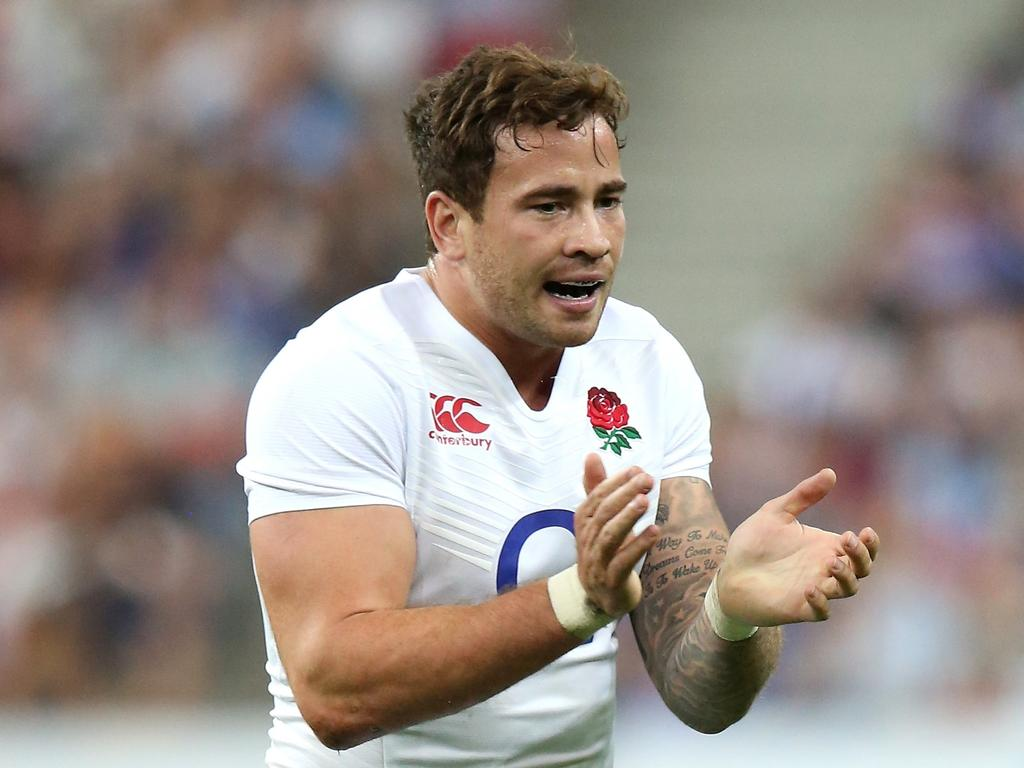 Danny Cipriani has been recalled to the England set-up.