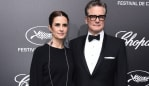 Colin Firth and wife of 22 years, Livia, have announced their split. Image: Getty