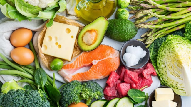 The keto diet is low in carbs. Image: iStock.