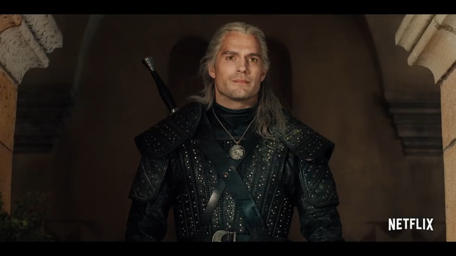 'The Witcher' official Netflix trailer