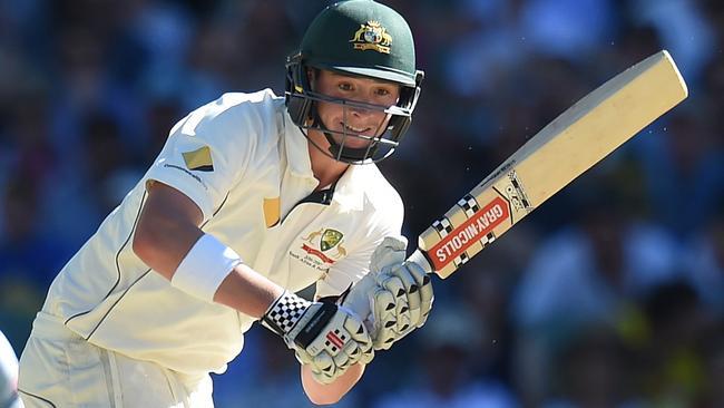 Australian batsman Matt Renshaw.