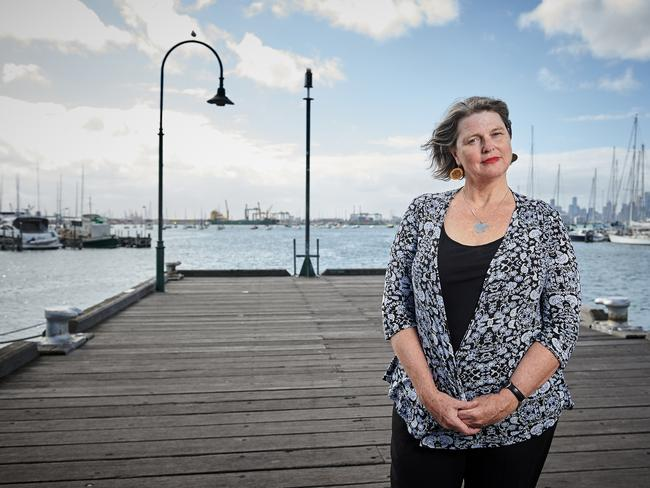 Lisa says she doesn't think her son was depressed before he took his own life. Picture: Tina Smigielski for news.com.au