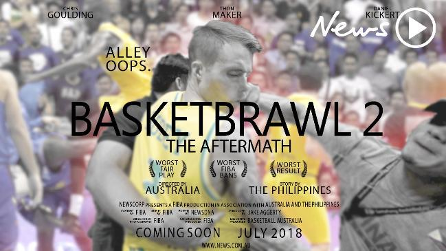 Basketbrawl 2: The Aftermath