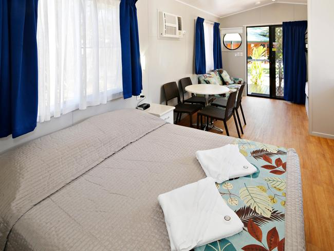 Affordable accommodation for families at Cairns Coconut Holiday Resort.