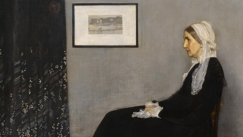 Hilarious Memes Of Artist Mcneill Whistler S 1871 Painting