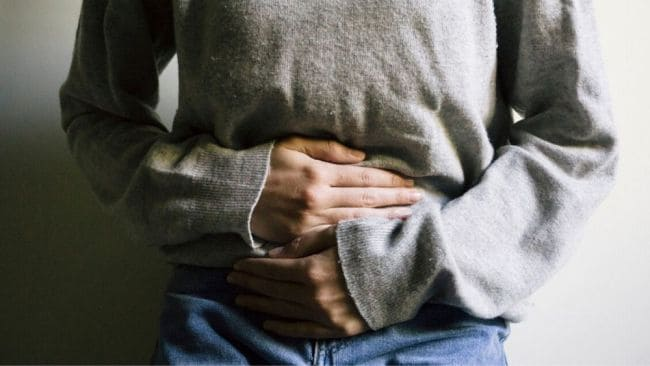 Gut health can impact mental wellbeing among other things. Image: iStock.