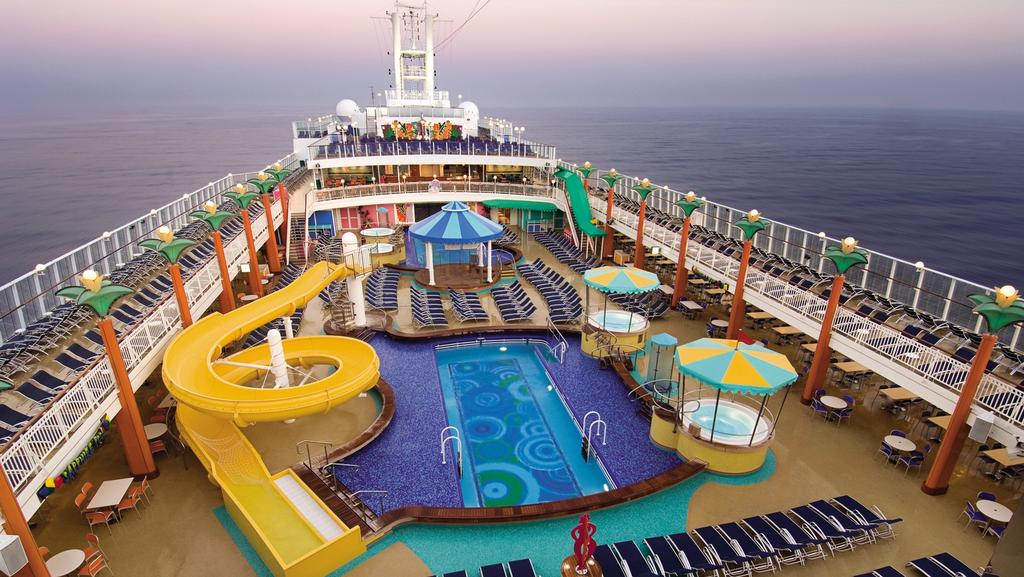 Norwegian Jewel Australian Season What It S Like Onboard