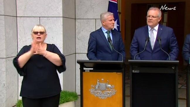 Scott Morrison announces $2 billion funding for bushfires