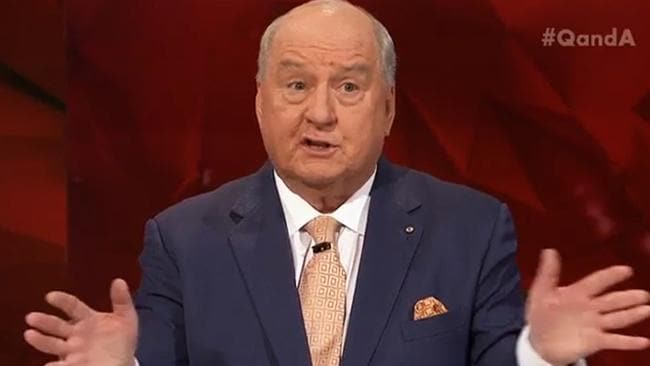 Alan Jones can't believe how much some Speakers and MP's have racked up in expenses