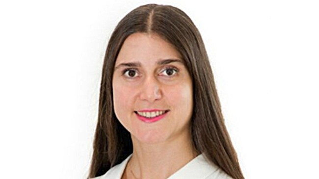 Olga Edwards, a solicitor from Sydney, was found dead in her home on December 12.