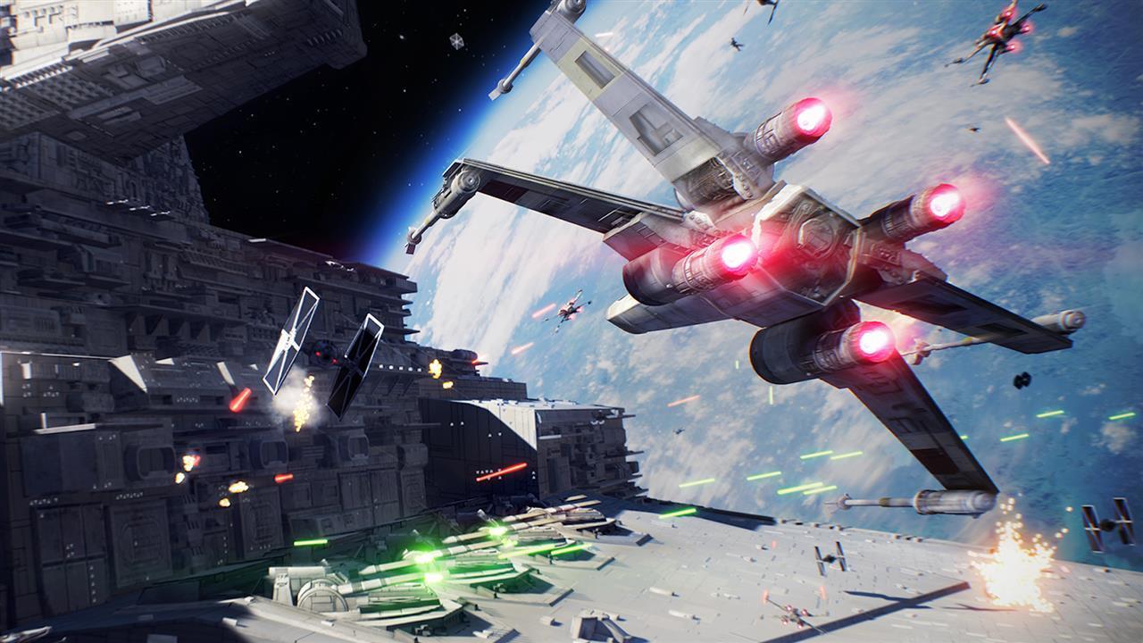 EA Unveils 'Star Wars Battlefront II' and New Revenue Model