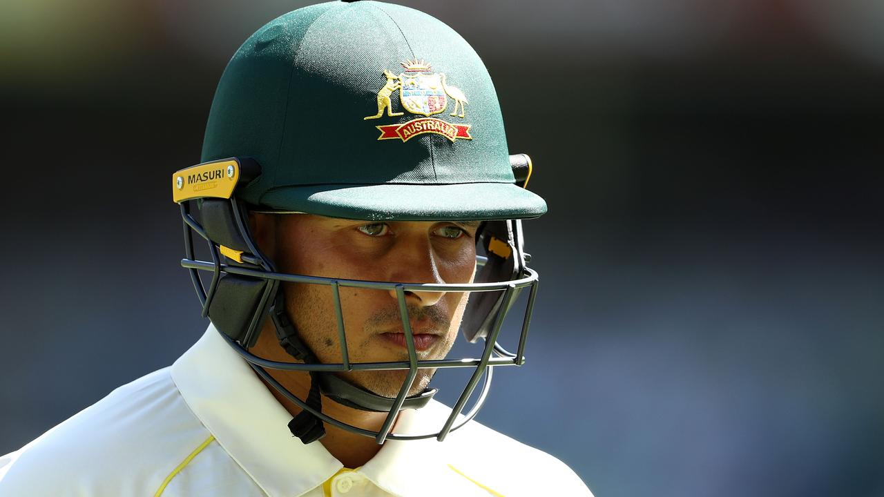 Usman Khawaja has been left out. (Photo by Ryan Pierse/Getty Images)