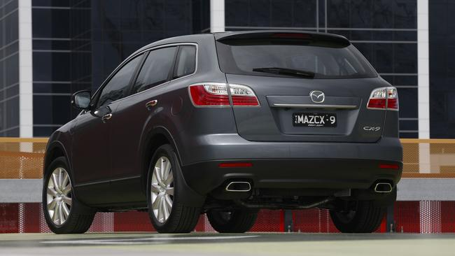 USED CAR REVIEW: MAZDA CX-9