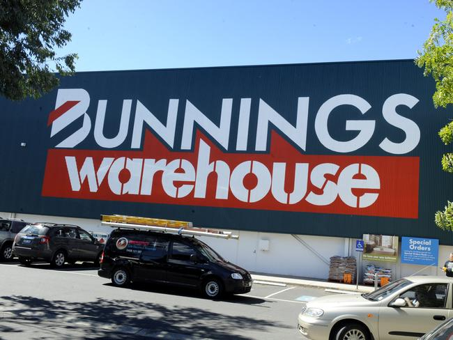 Bunnings is rumoured to be interested in buying a number of Masters stores.