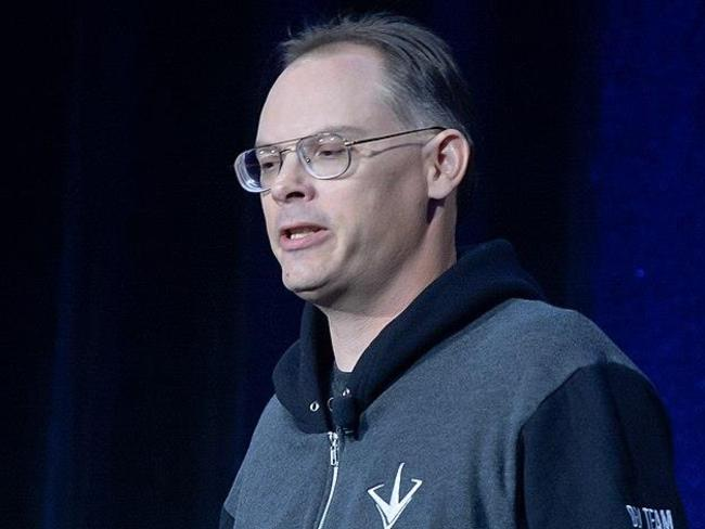 Tim Sweeney went from his parents house to millions of dollars. Picture: Wikipedia