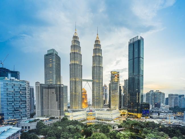 Kuala Lumpur is another affordable city to consider.