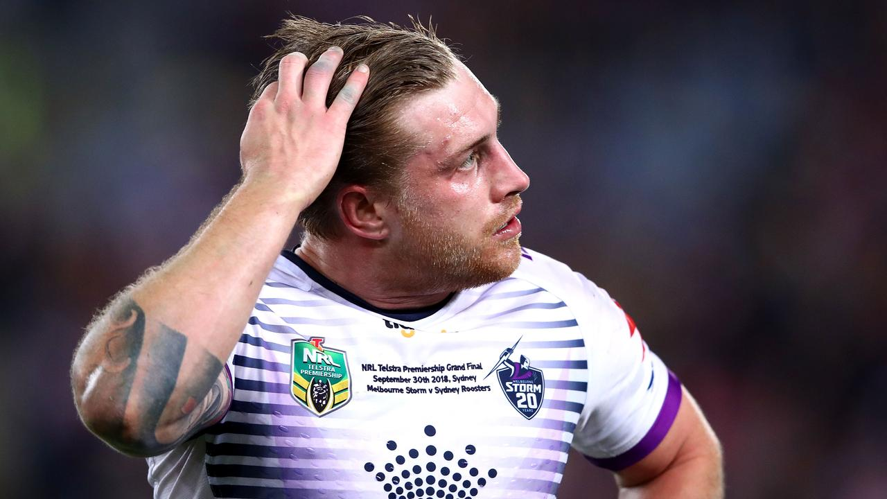 Cameron Munster has withdrawn from the Kangaroos squad.