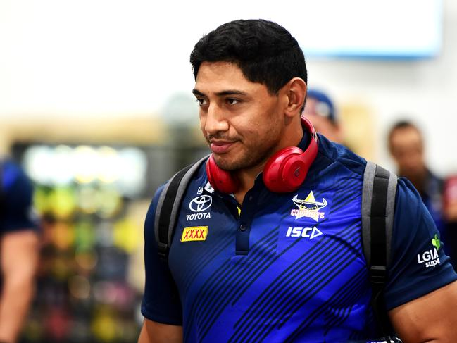 Jason Taumalolo set to be sitting on the sidelines for some time.