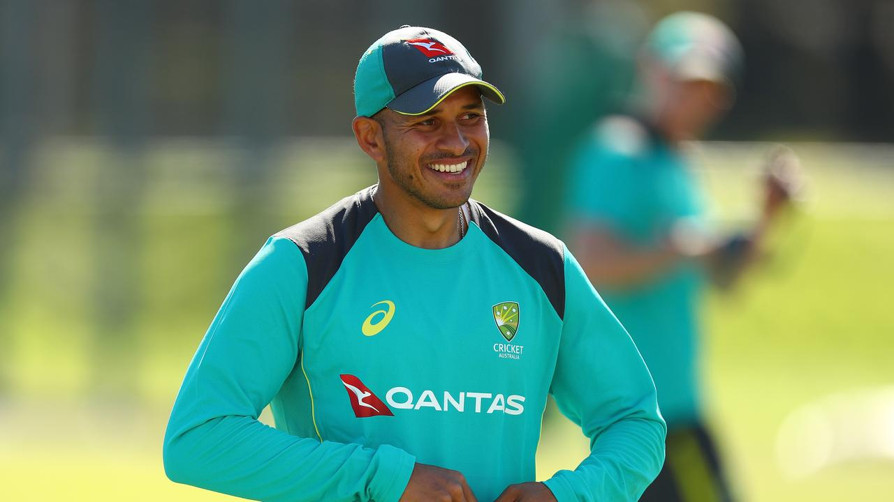 Usman Khawaja has been selected for both Australia A squads to tour India.