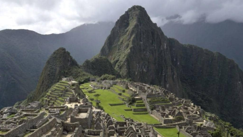 Some of the world's most spectacular ruins