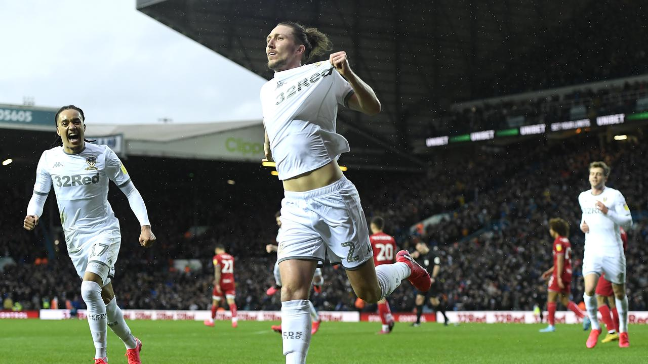 Leeds are 13 games away from securing Premier League promotion