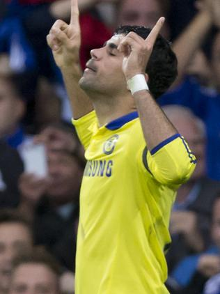 Diego Costais having a great start to his Chelsea career.