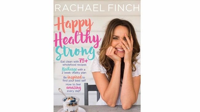 Happy, Healthy, Strong by Rachael Finch