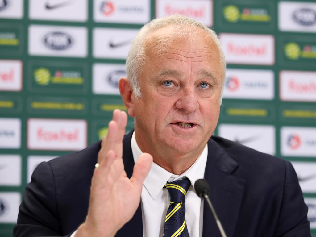 Graham Arnold Press Conference