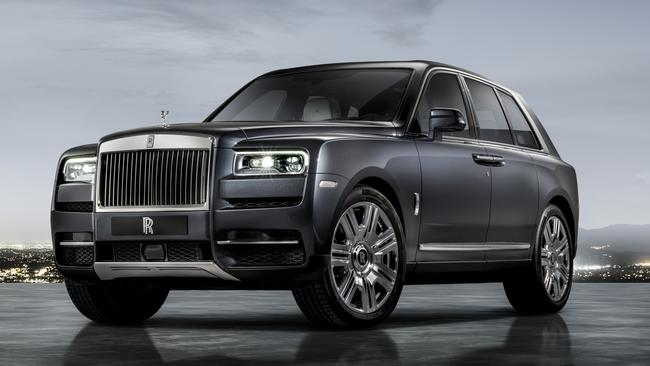 Luxury Family Vehicles: Rolls-Royce Cullinan: Australia's Most Expensive And