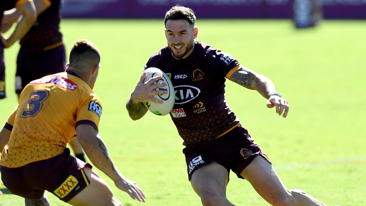 If centre isn't Darius Boyd's best position, what is? (Photo by Bradley Kanaris/Getty Images)