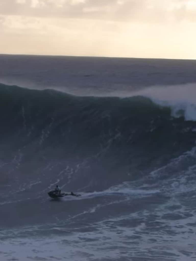 But another monster wave is bearing down on them.