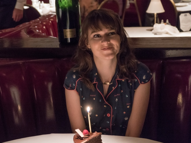 Claudia O'Doherty was handed her own episode in season three, and she nailed it. Photo: Netflix