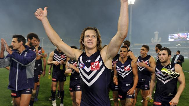 Nat Fyfe returns for Fremantle's clash against West Coast.